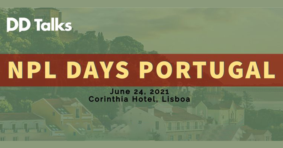 Servdebt is back to the live events as Gold Sponsor of the NPL Days Portugal conference