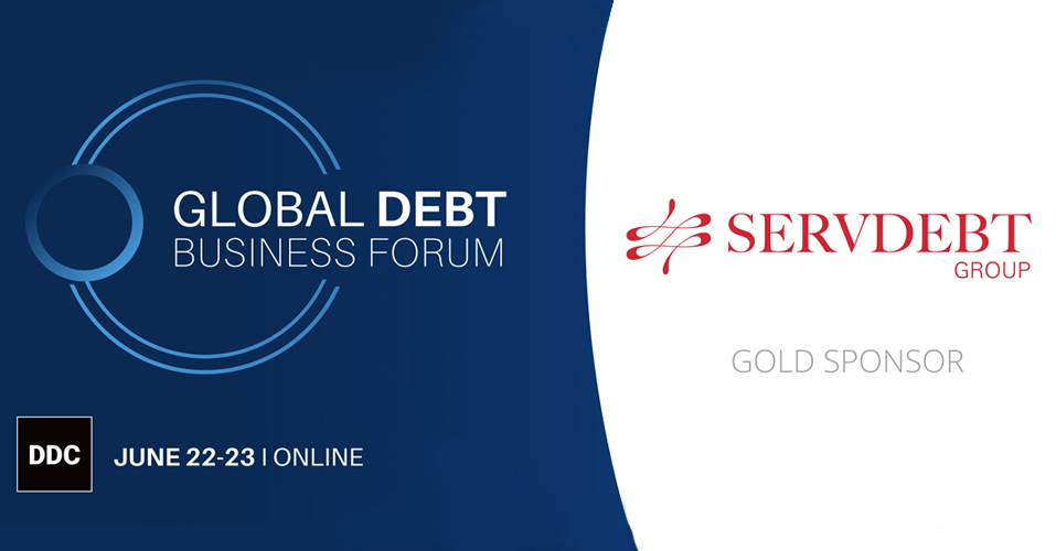 The successful Global Debt Business Forum, hosted by DDC Financial Group, was sponsored by Servdebt.